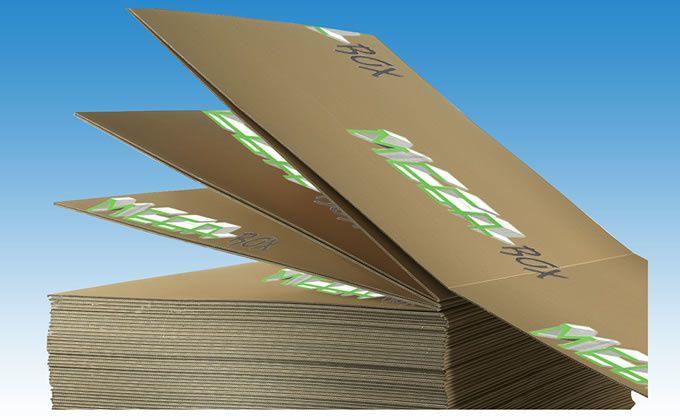 Tecniche di stampa del cartone ondulato