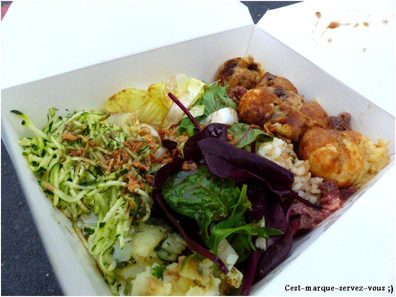 MonBento - Food truck à Clermont-Ferrand
