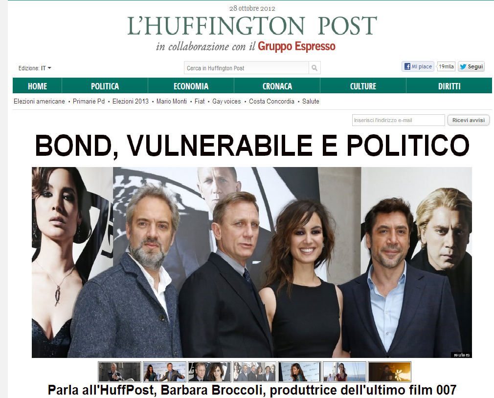 Meme - Huffington Post, la linea editoriale
