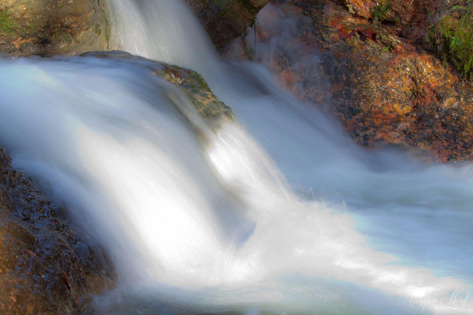 Chutes &amp&#x3B; ruisseaux de l'Infernet