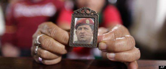 Hugo Chavez 1954 -2013