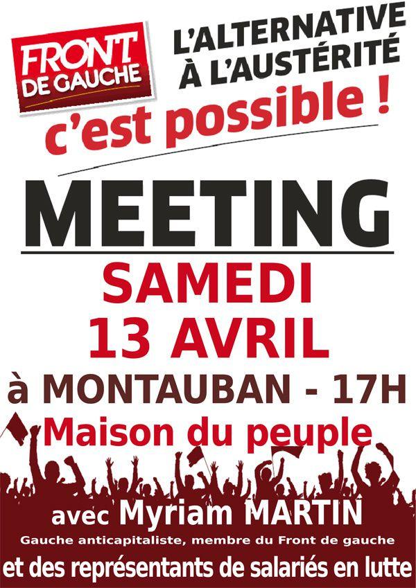 La CGT, FO et Solidaires défileront contre l'ANI le 9 avril