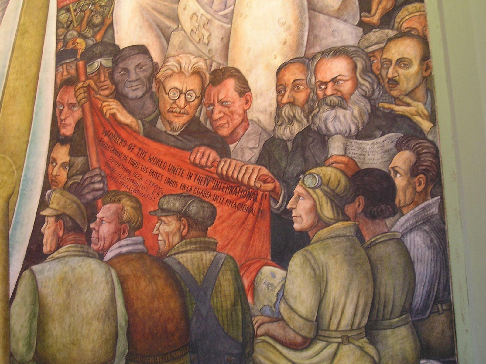 &quot&#x3B;Travailleurs de Russie et d'Ukraine, rassemblez-vous pour l'égalité sociale et nationale !&quot&#x3B;