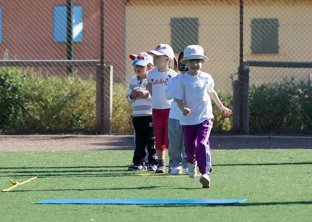 Rencontre athletisme maternelle
