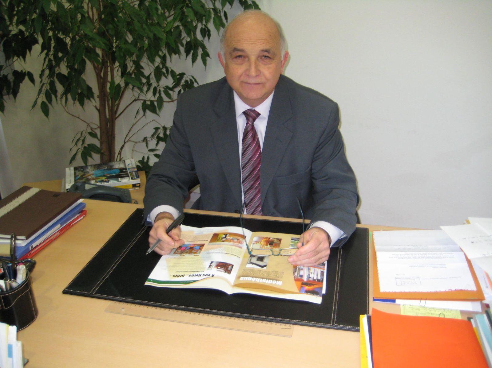 Pierre DUFOURCQ Maire