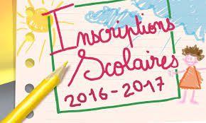 Inscriptions scolaires - année 2016-2017- Ecole &quot&#x3B;Gaston Phoebus&quot&#x3B;