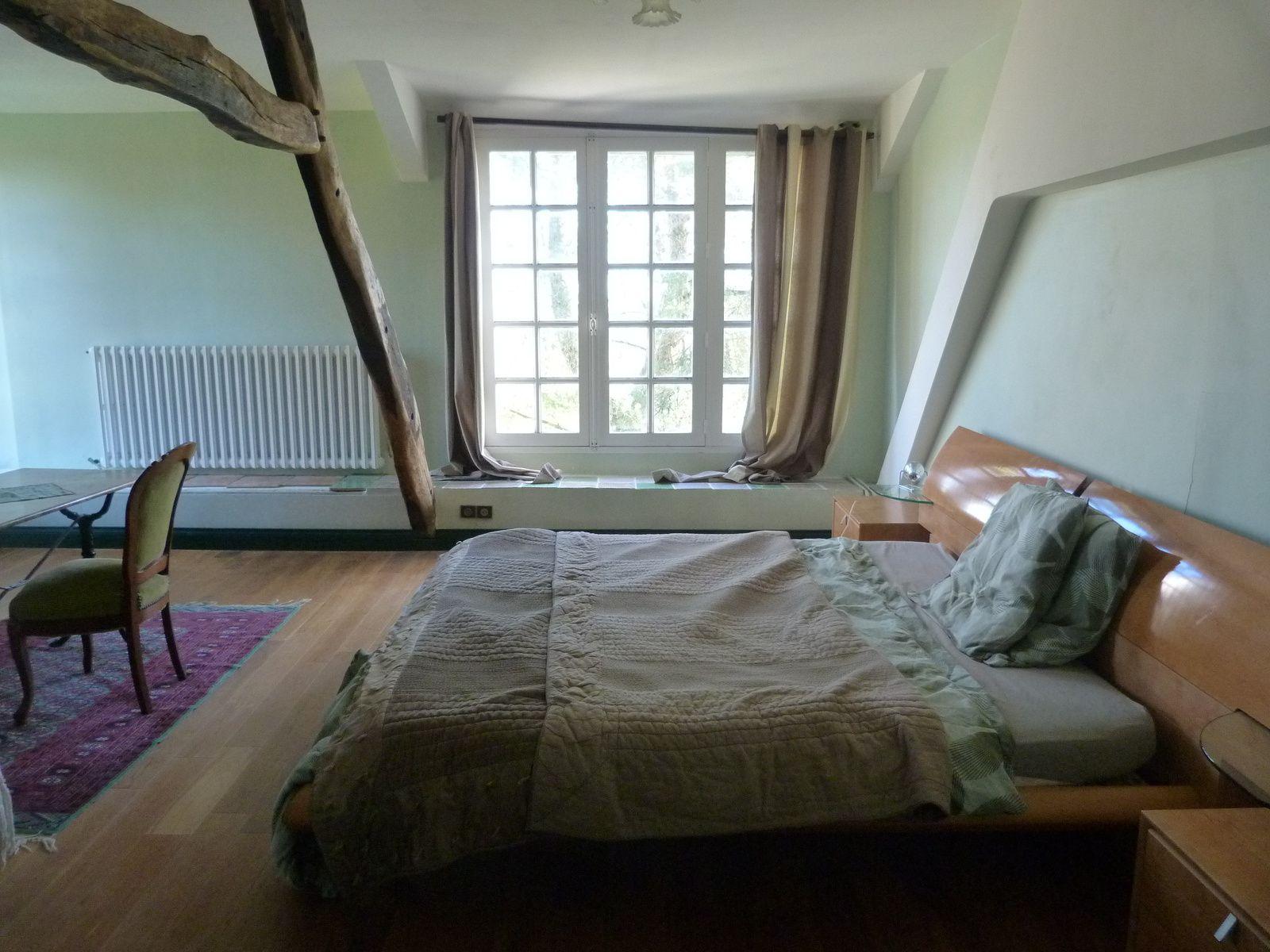 Kris Darquis © Les autres chambres ont été rénovées dans un style moderne et confortable. Beaucoup viennent au Manoir pour se ressourcer.
