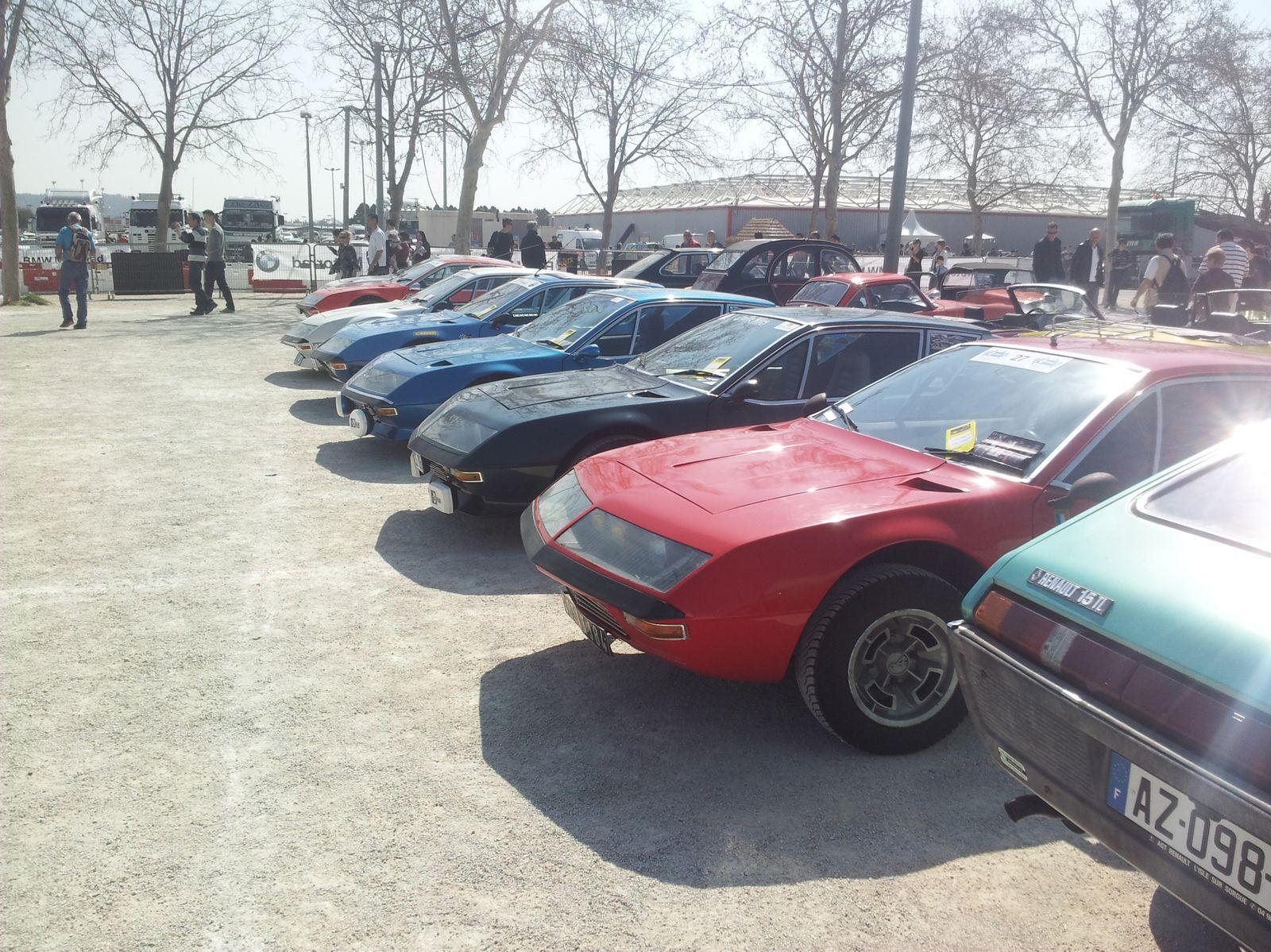 Retour en Photos : Avignon Motor Festival