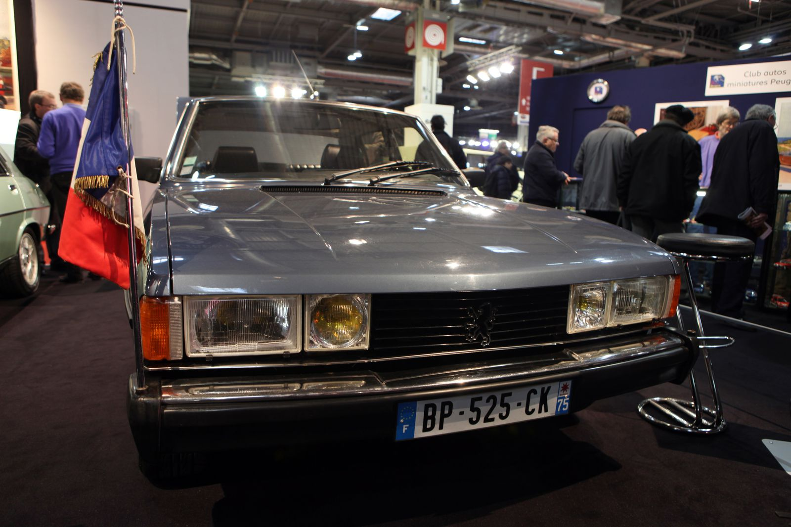 Retour en Photos : Retromobile