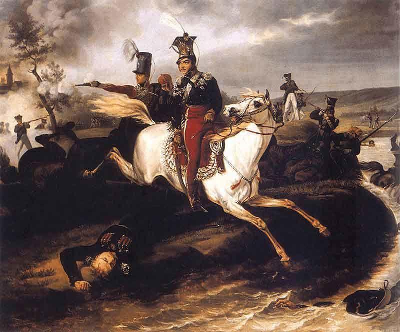 Leipzig ou la fin de l'impérialisme napoléonien