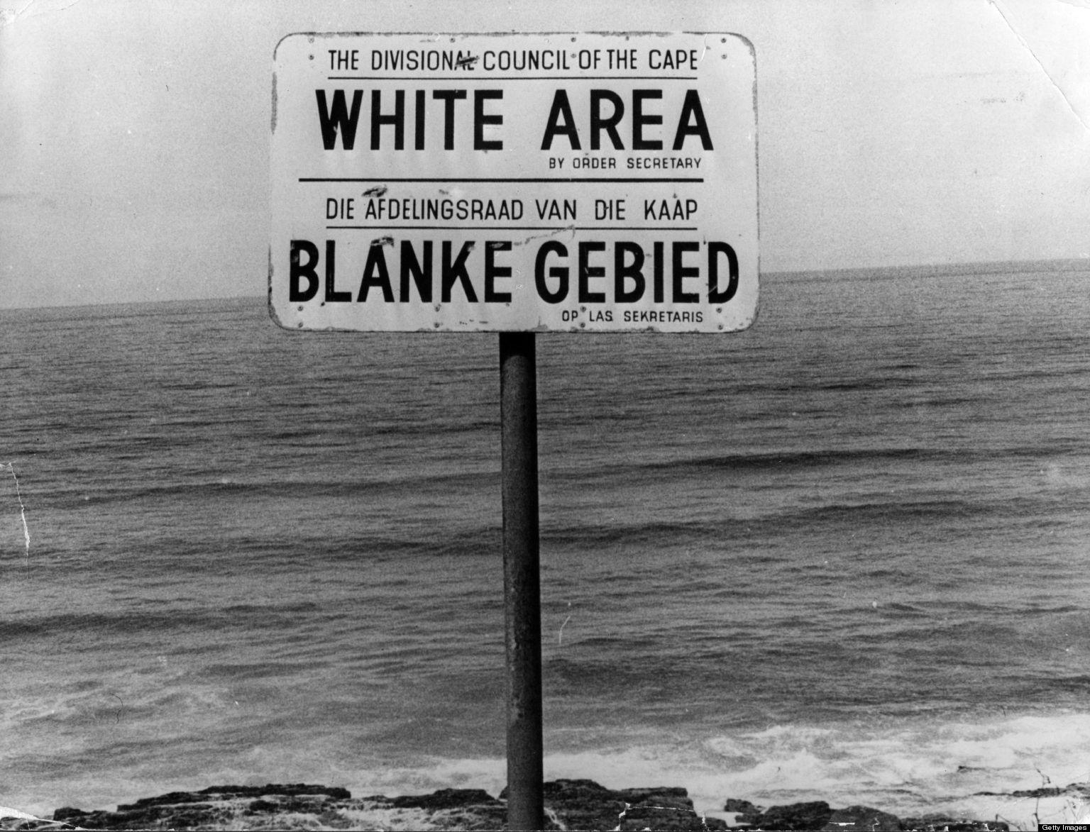 Un apartheid plus subtil en France