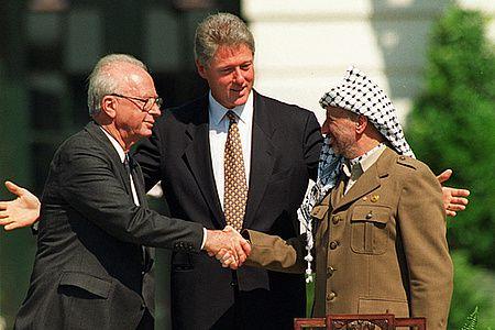 Yitzhab Rabin ou le militaire devenu pacifiste