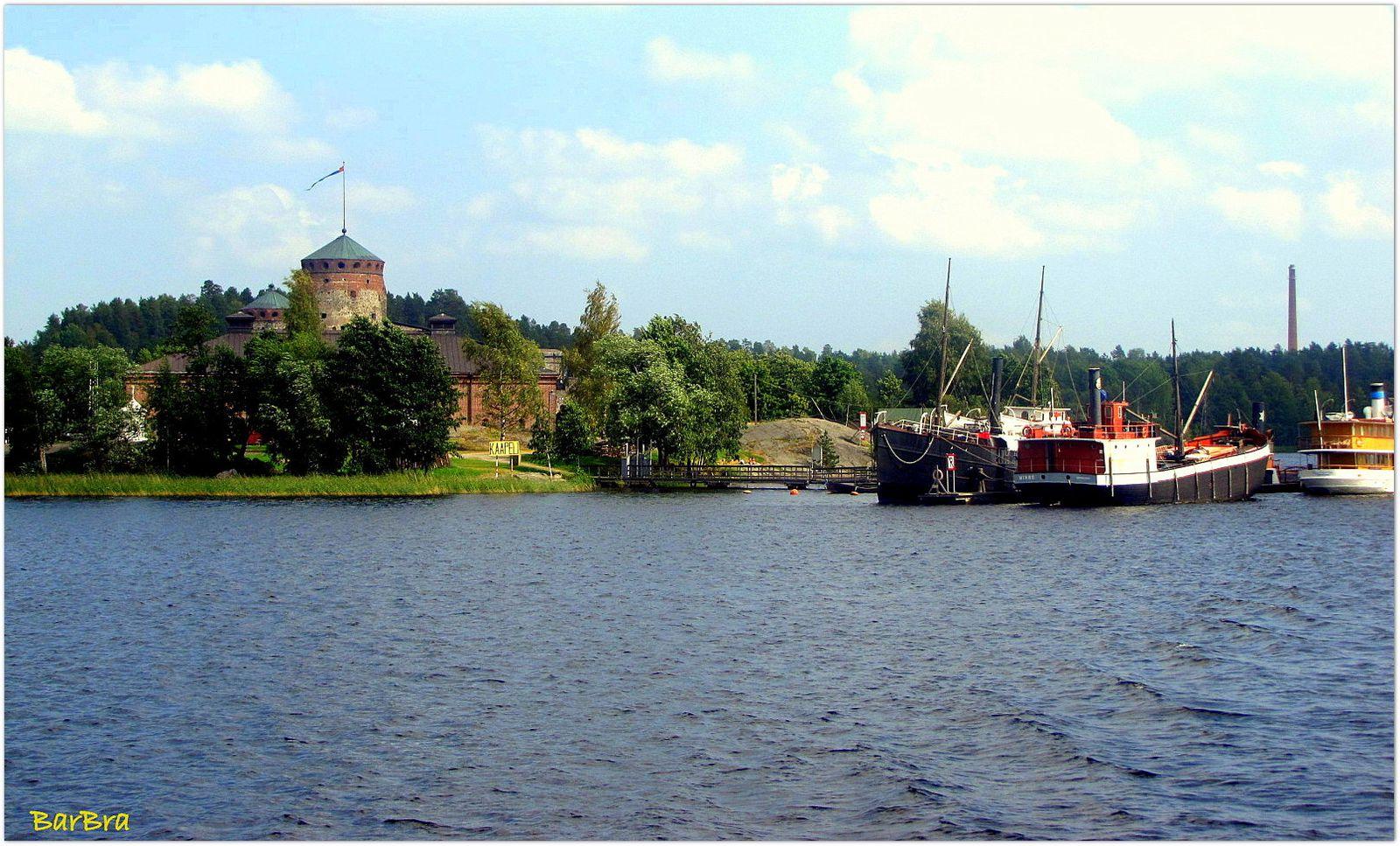 Navigazione nella regione dei laghi