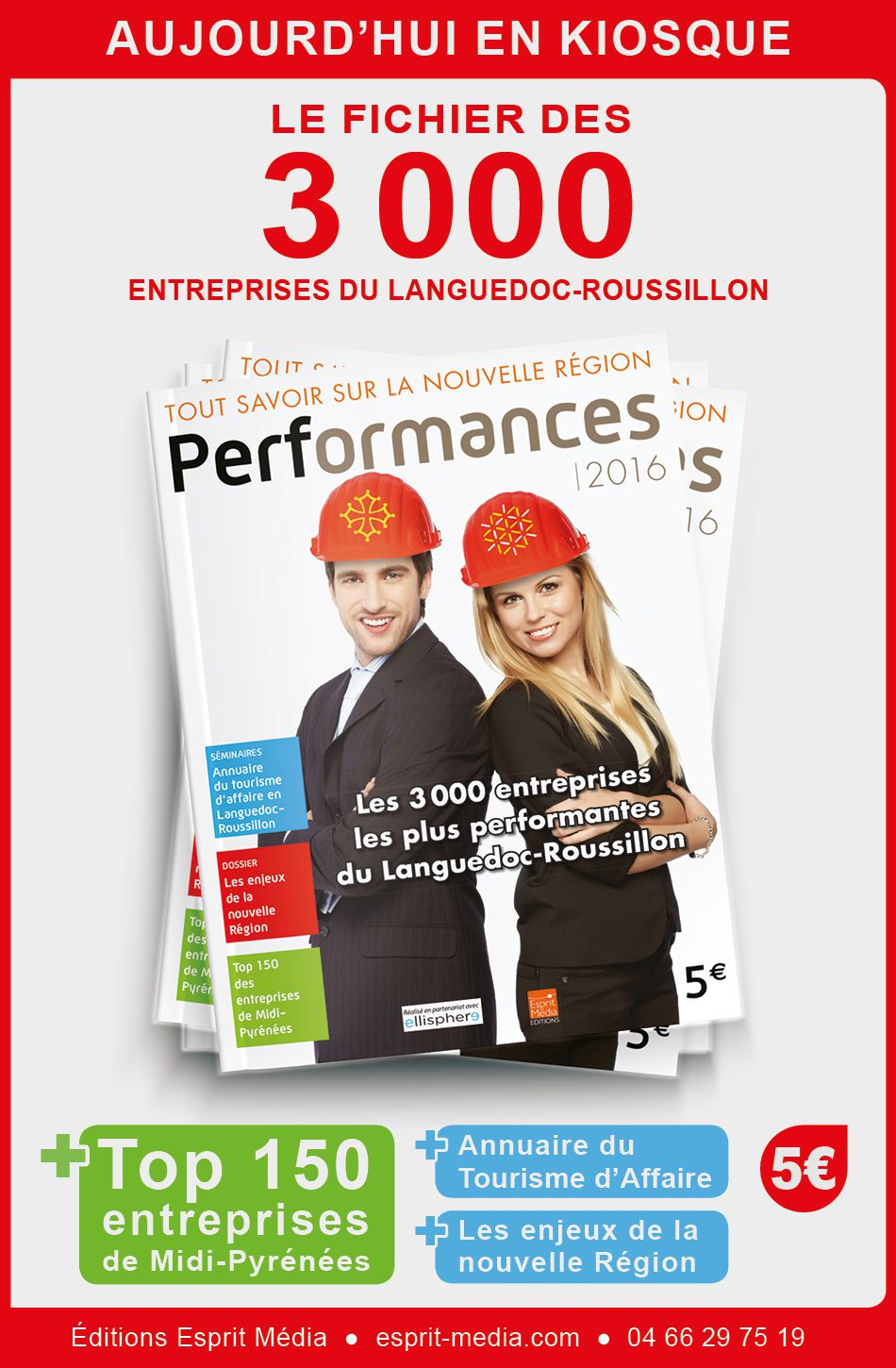 Performances 2016 est en kiosque !
