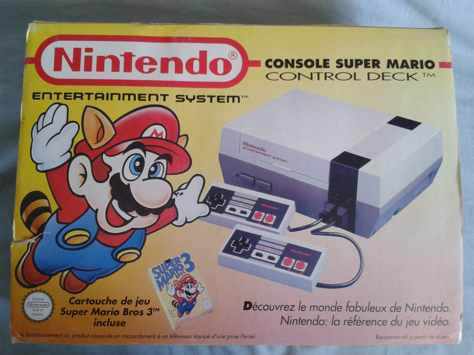 collection NES