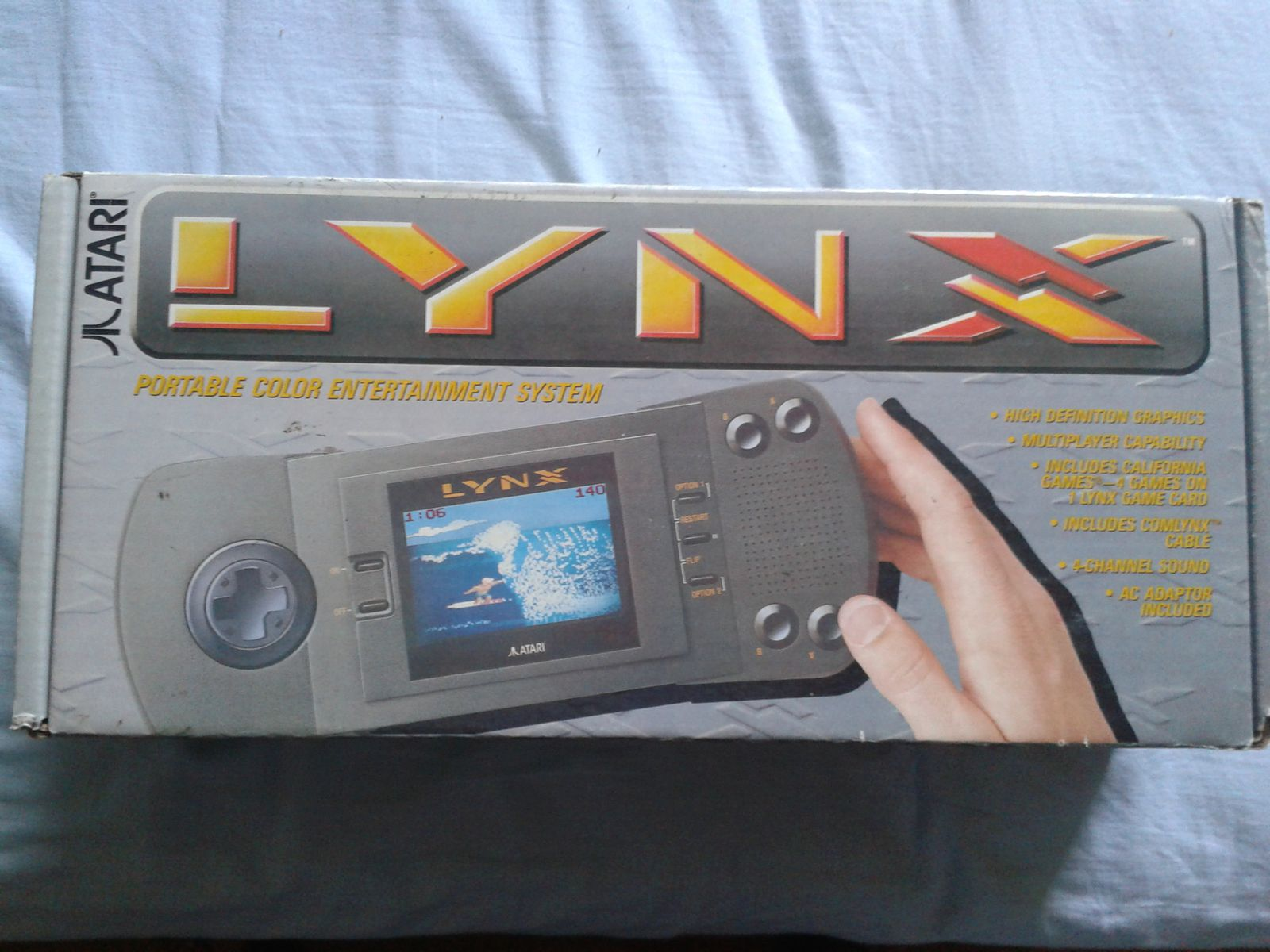 collection LYNX