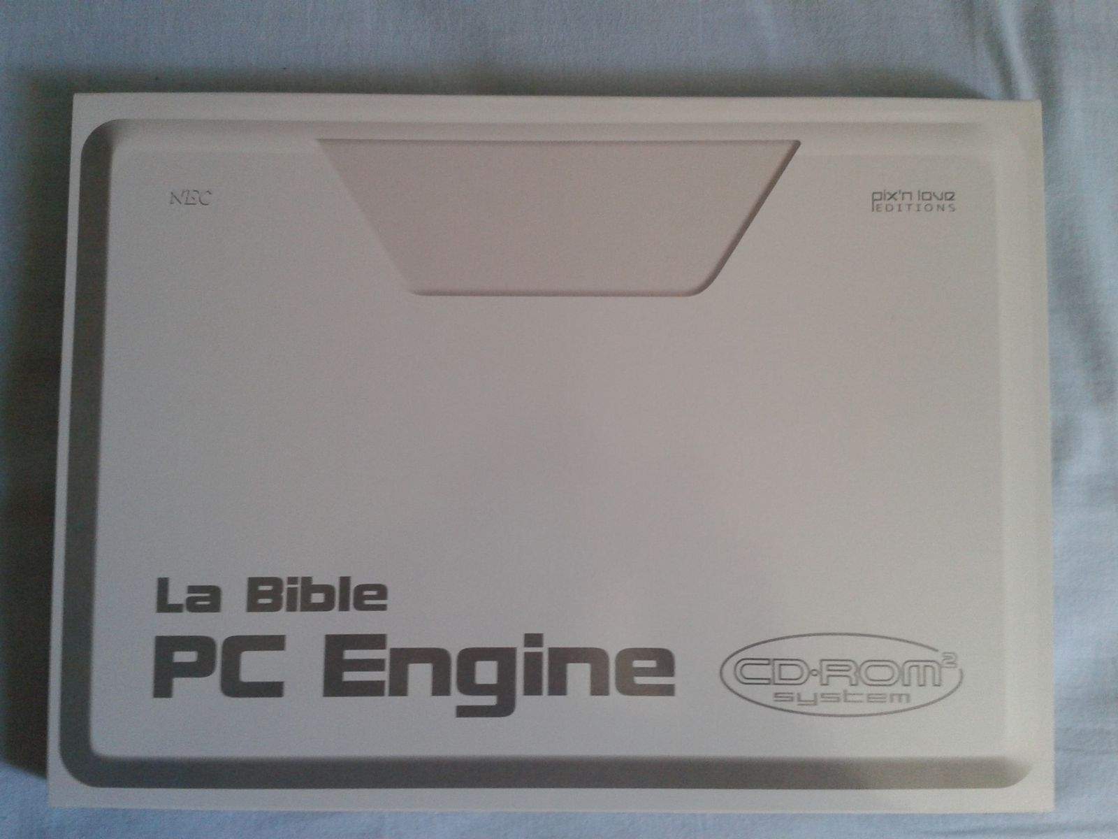 La Bible PC Engine collector