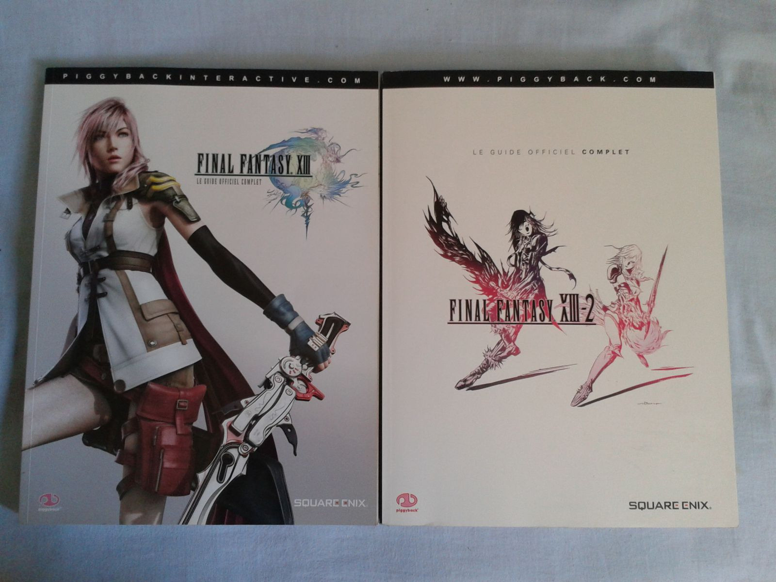 guide Final Fantasy XIII et XIII-2