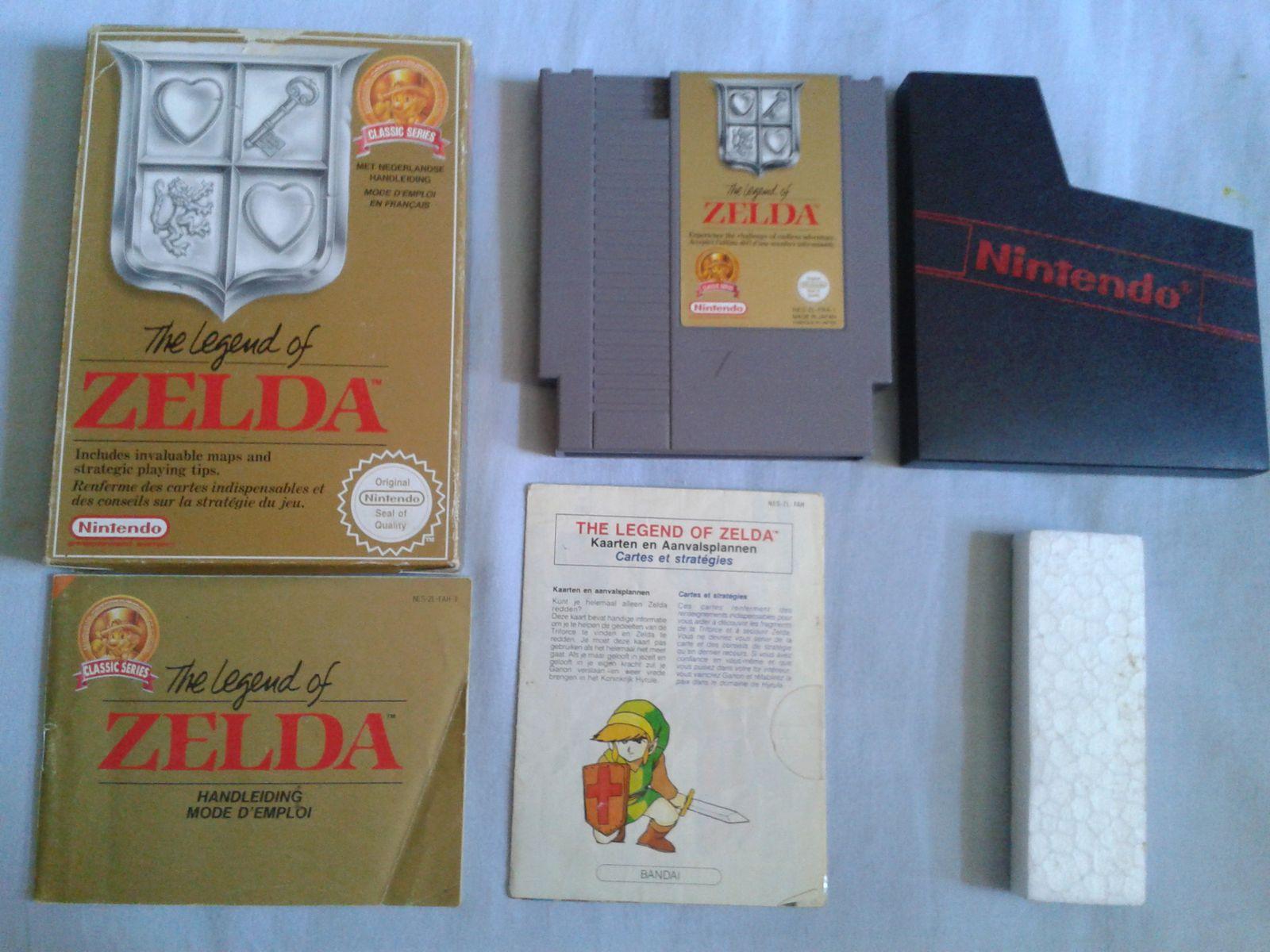 Legend of Zelda (Classic series)