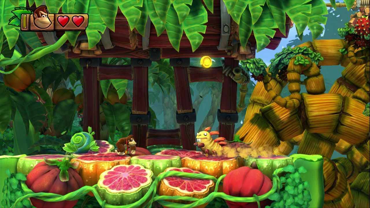Test : Donkey Kong Country : Tropical Freeze