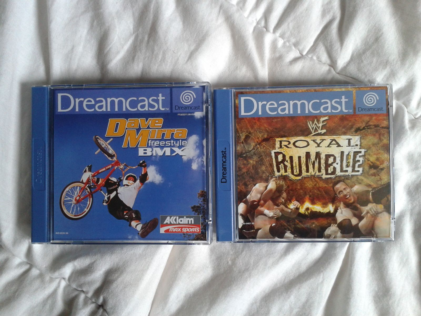 collection DREAMCAST