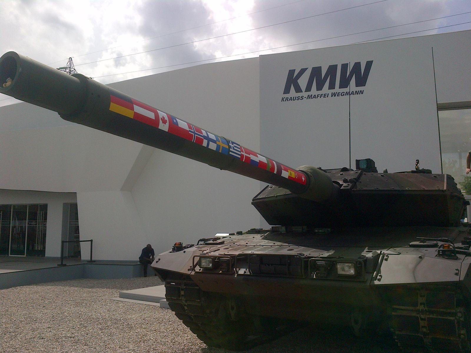 NEXTER-KMW: le modèle PSA de l'armement terrestre européen