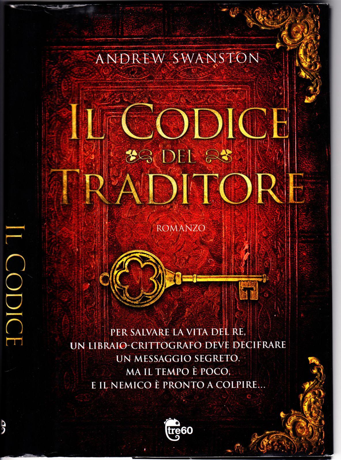 IL CODICE DEL TRADITORE ( ANDREW SWANSTON )