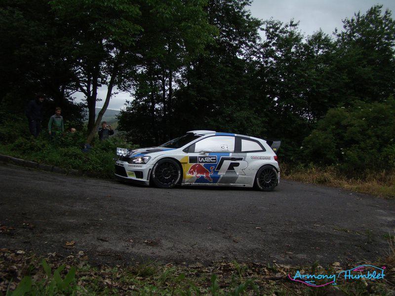 [Photos] Test VW Polo WRC