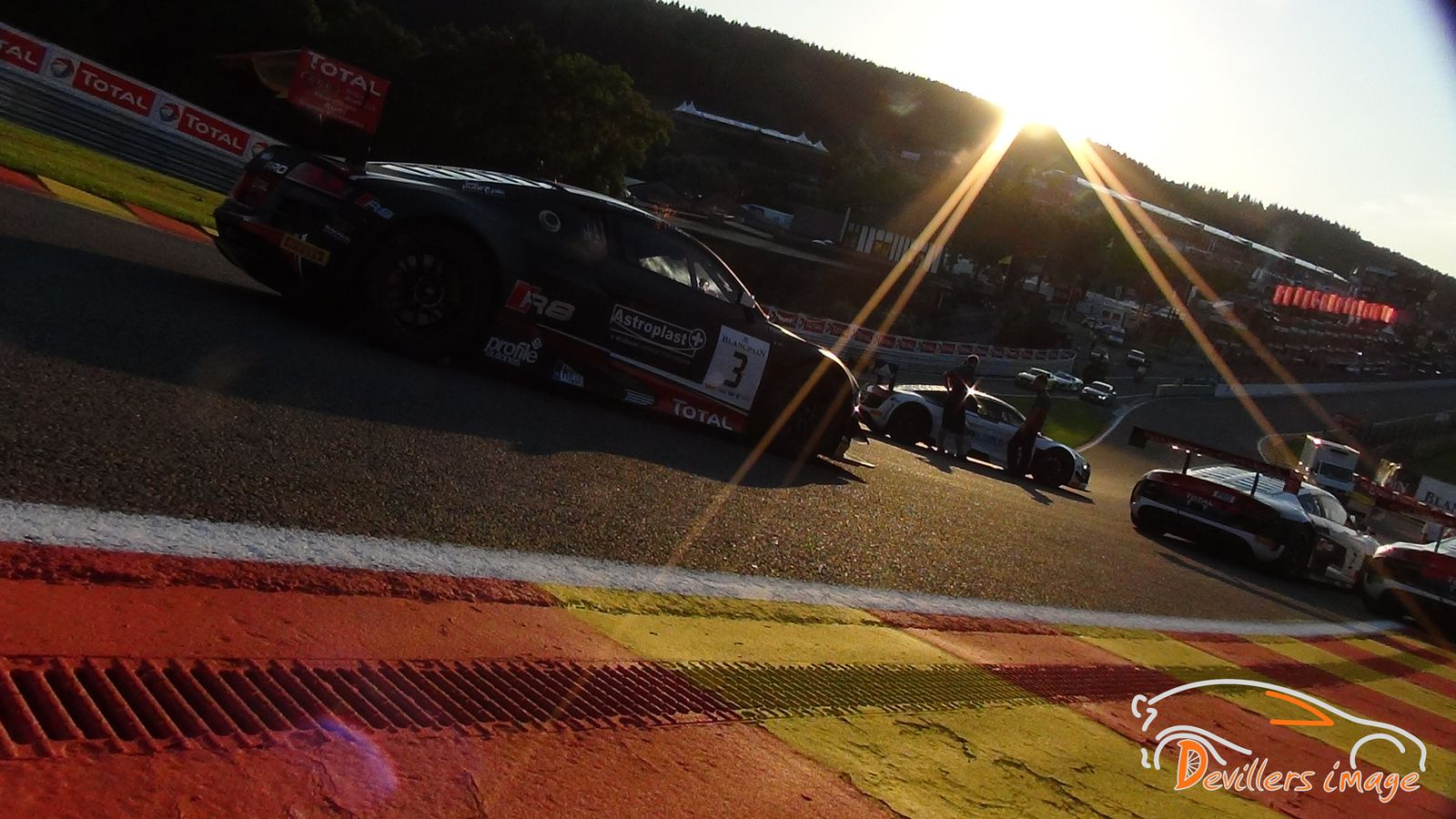 [Highlights] GT Parade 24h Francorchamps 2014
