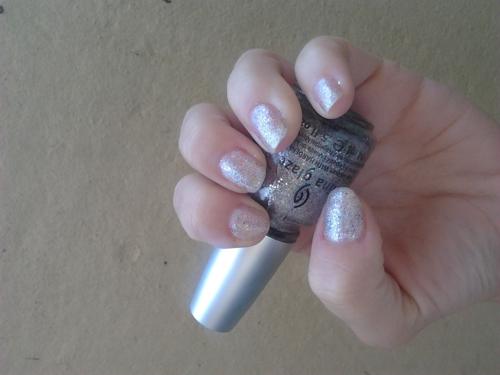 Vernis holographique &quot&#x3B;Polarized&quot&#x3B; de China Glaze
