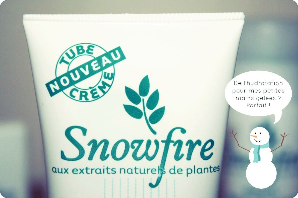 Snowfire prend les choses en mains !