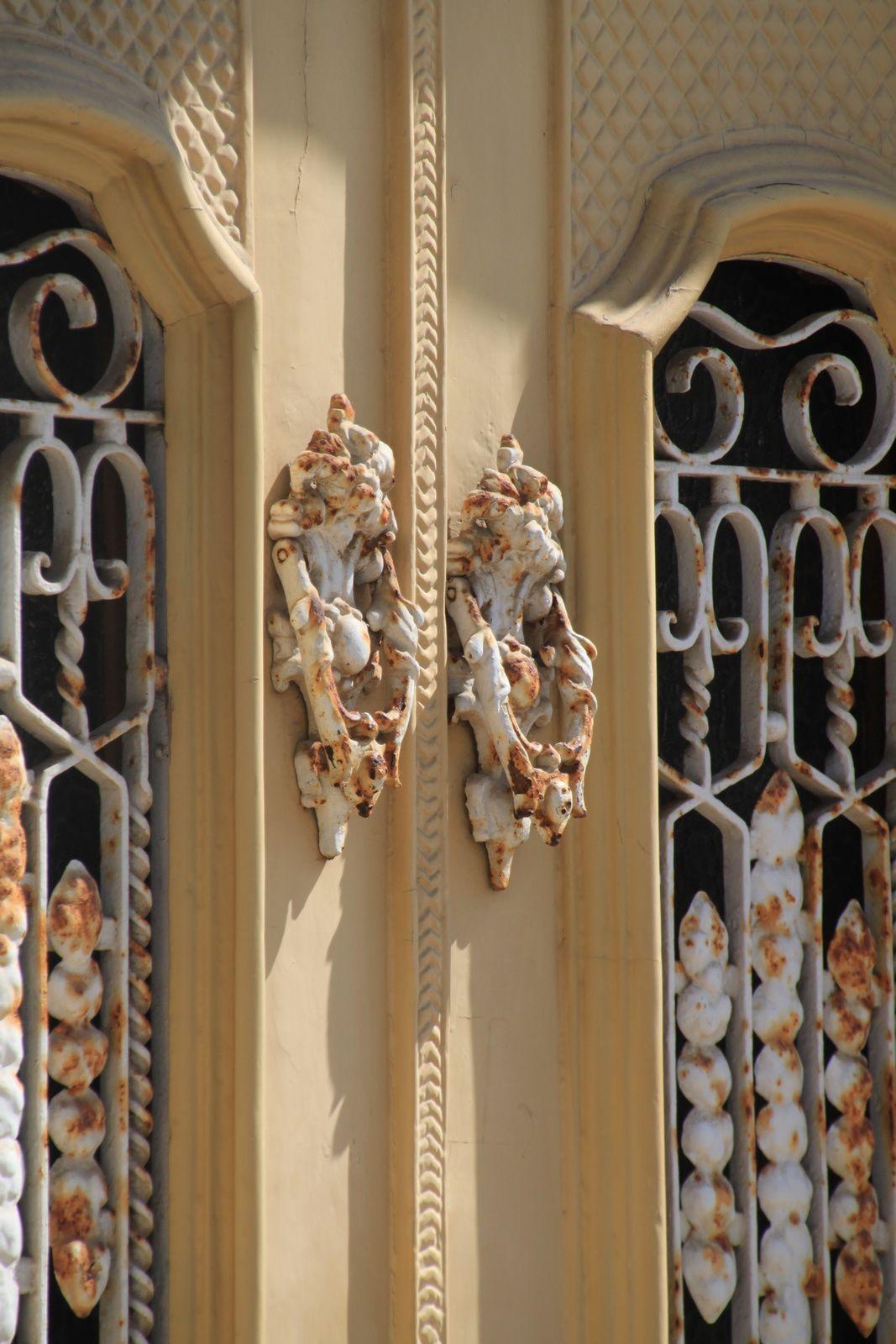 Centre ville d'Albufeira, des petites ruelles, et quelques traces du passé...