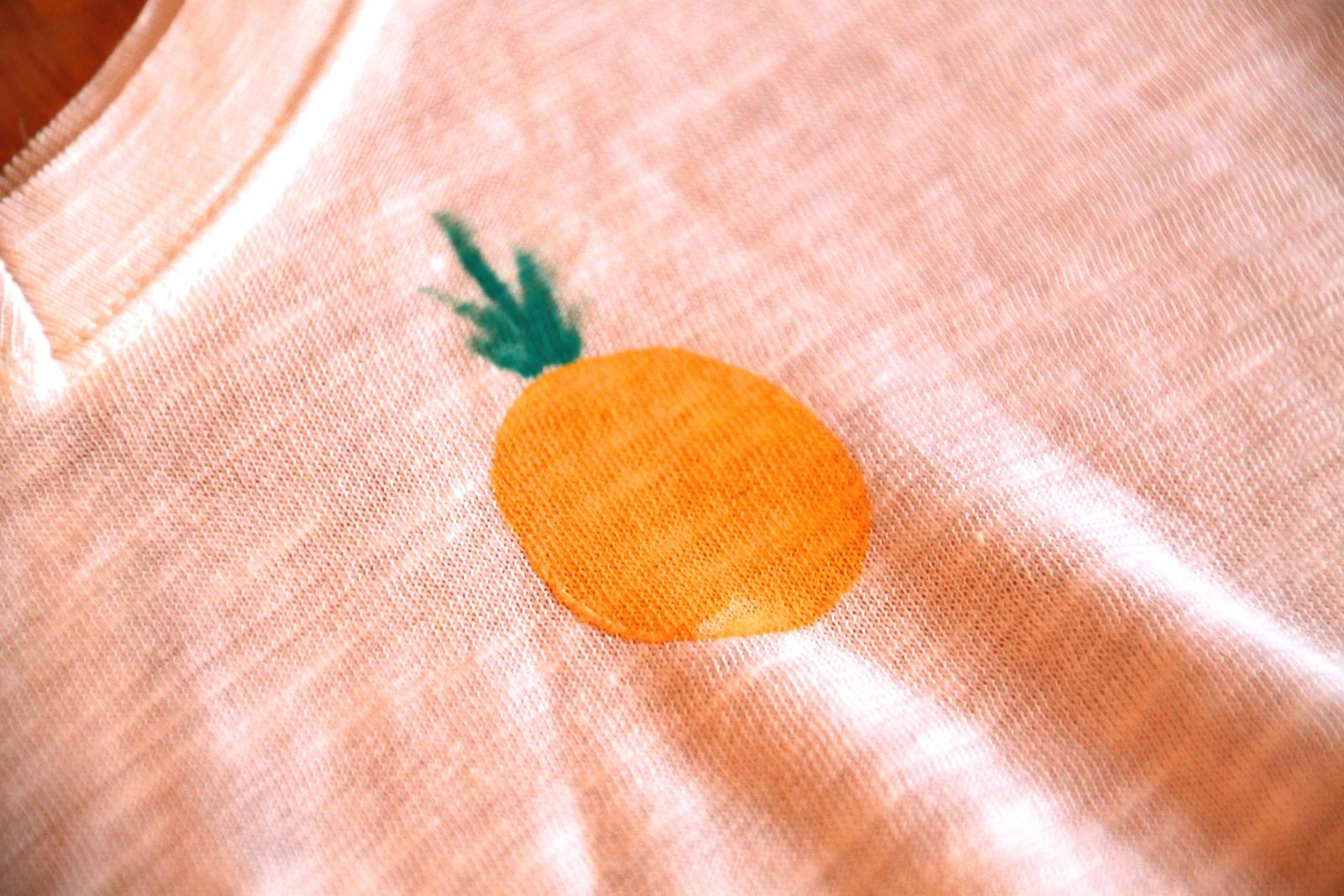 T-shirt tropicool, soft en un rien de temps!