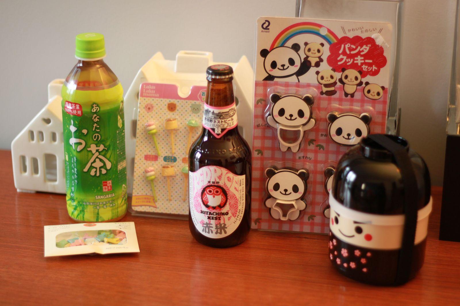 Mes souvenirs du Japon....