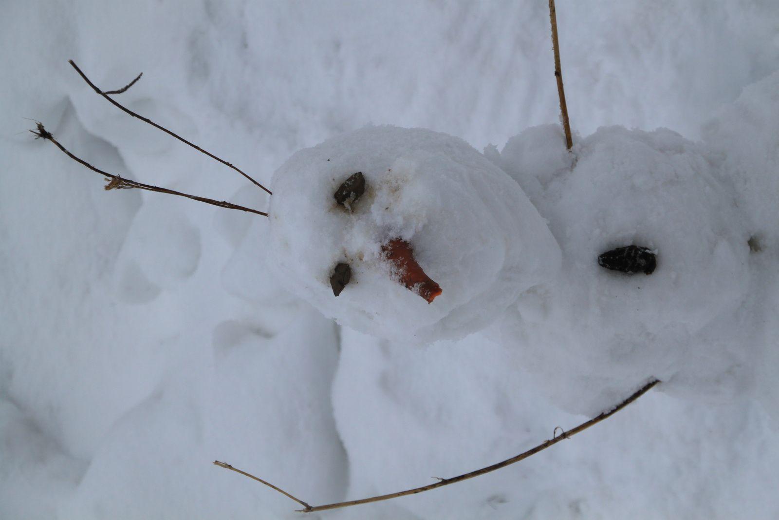 Olaf était avec nous!