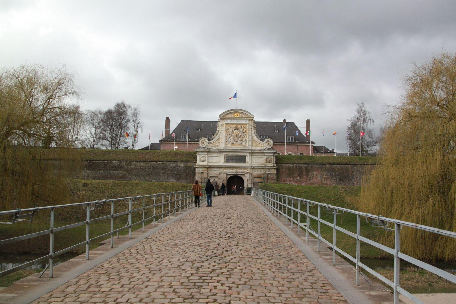 Citadelle et Zoo à Lille