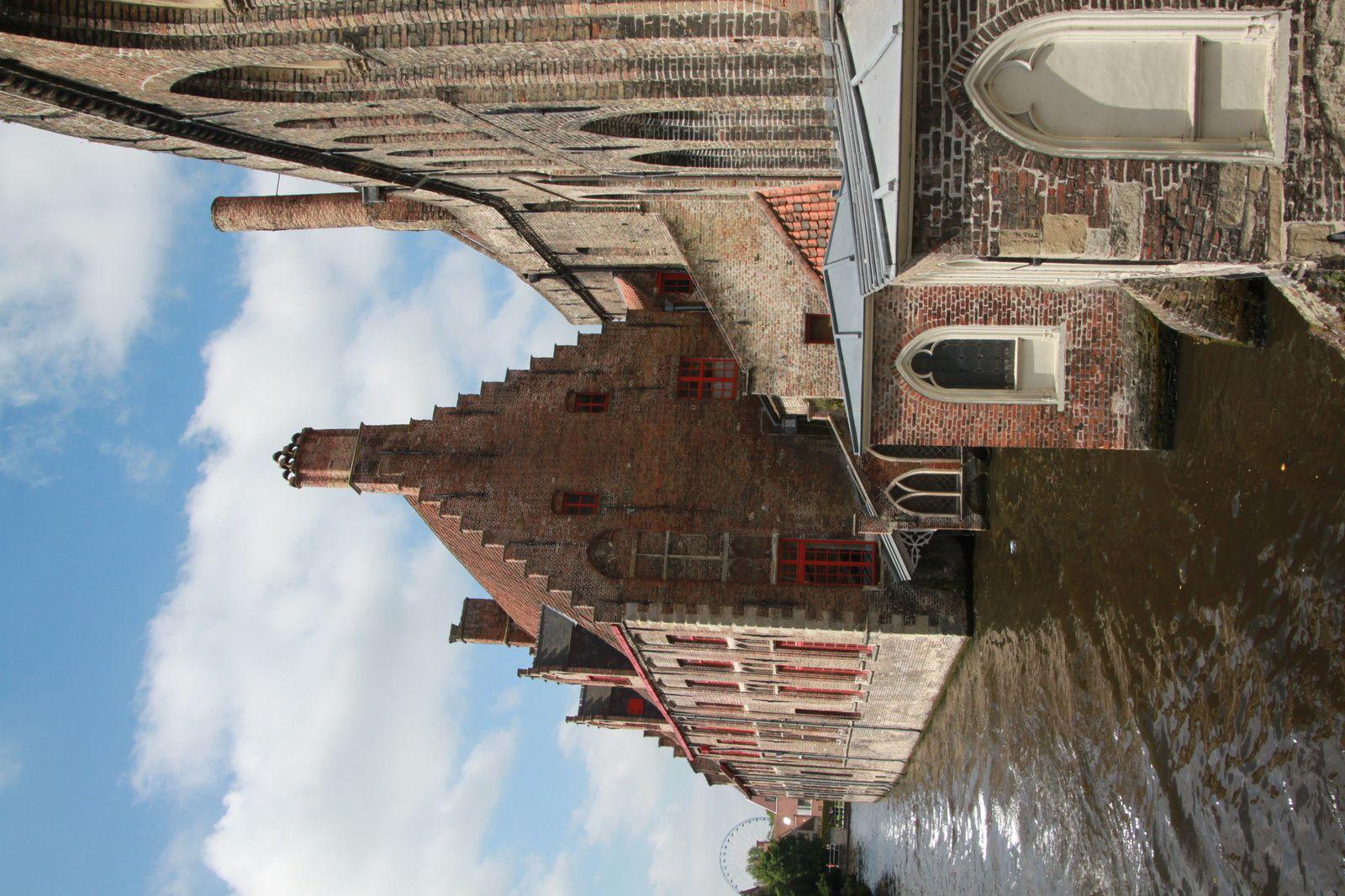 Autres vues de Bruges..