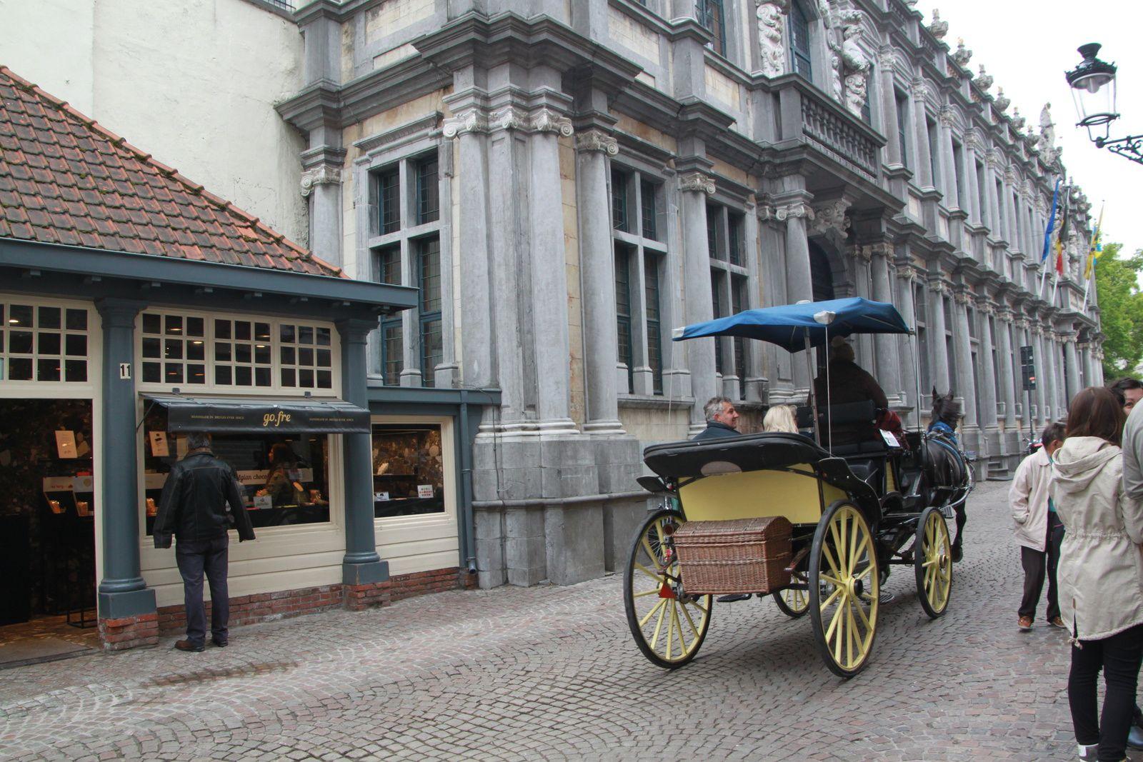 Jolies boutiques et chocolats... ^^