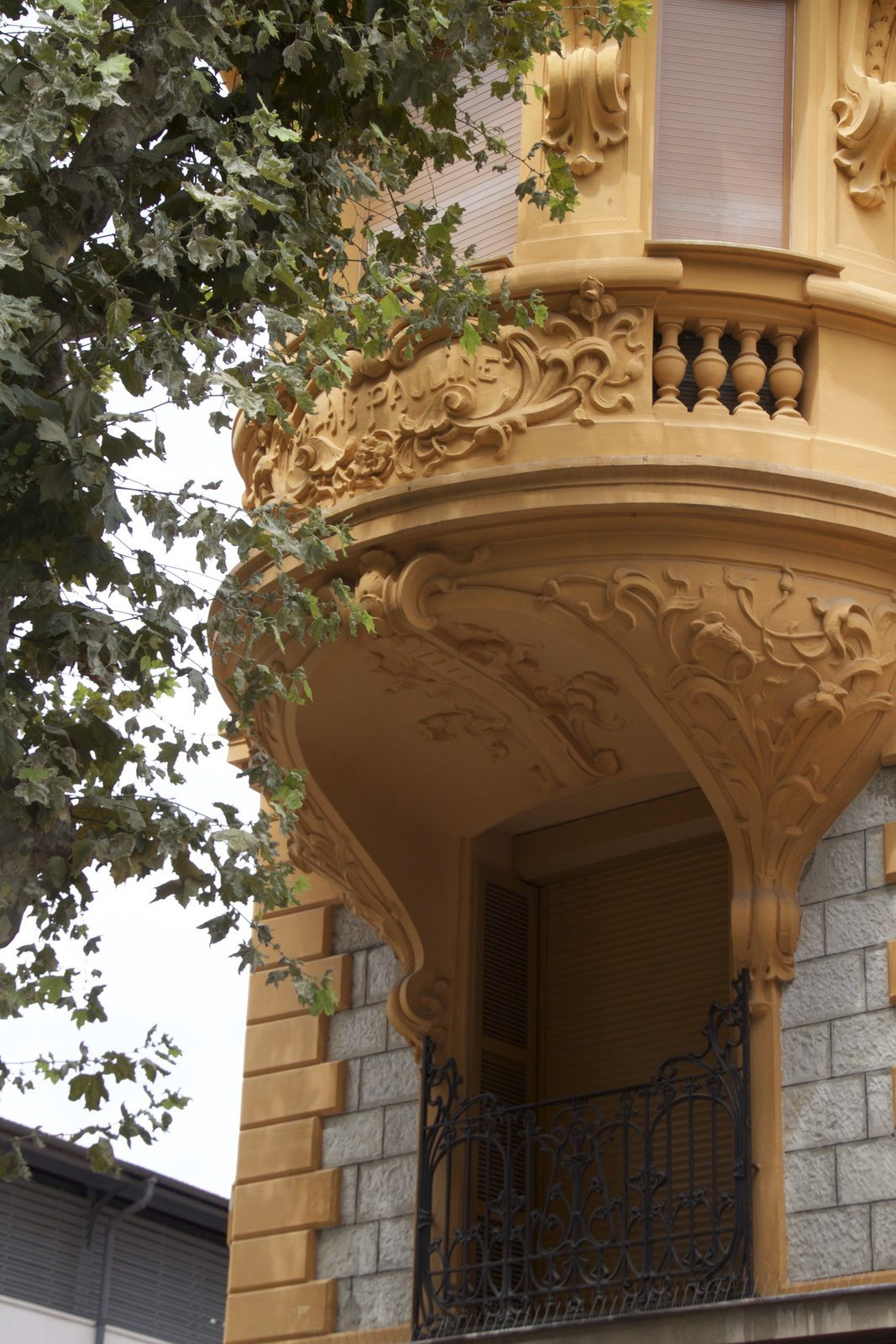 Architecture à Nice...