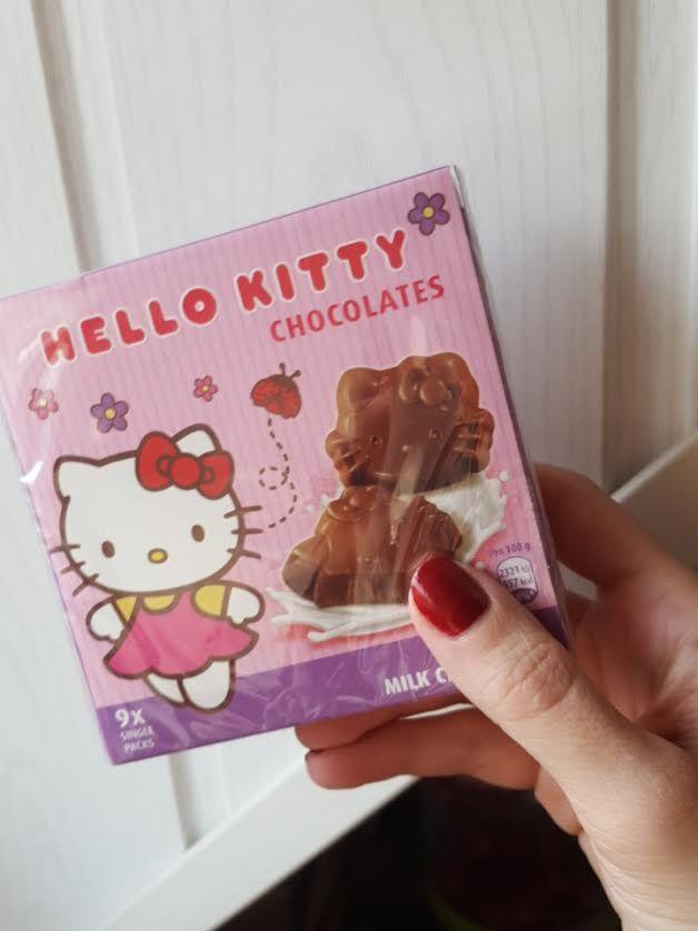 Hello Kitty chocolat, et Pâques à foison!