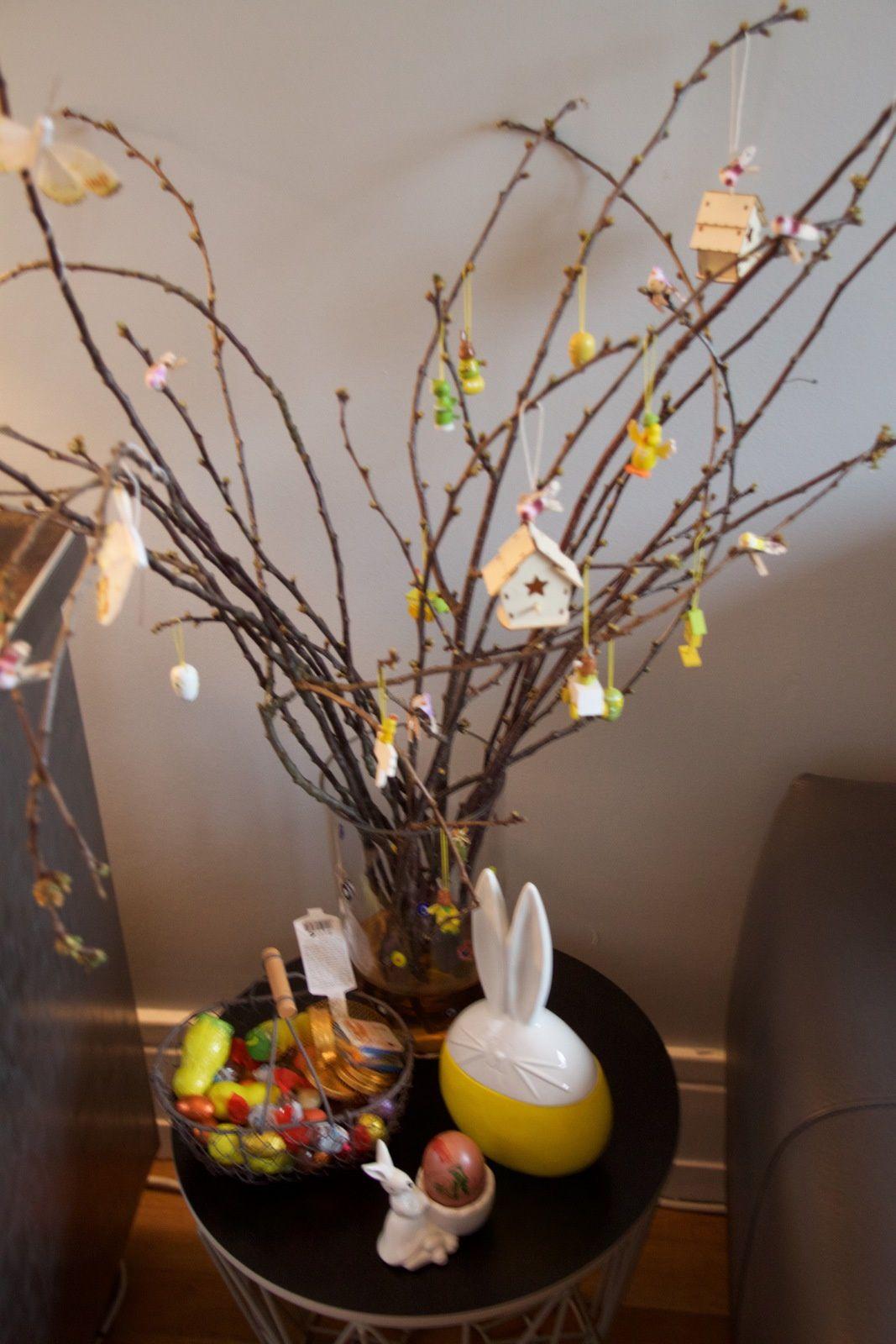 Décorations de Pâques...