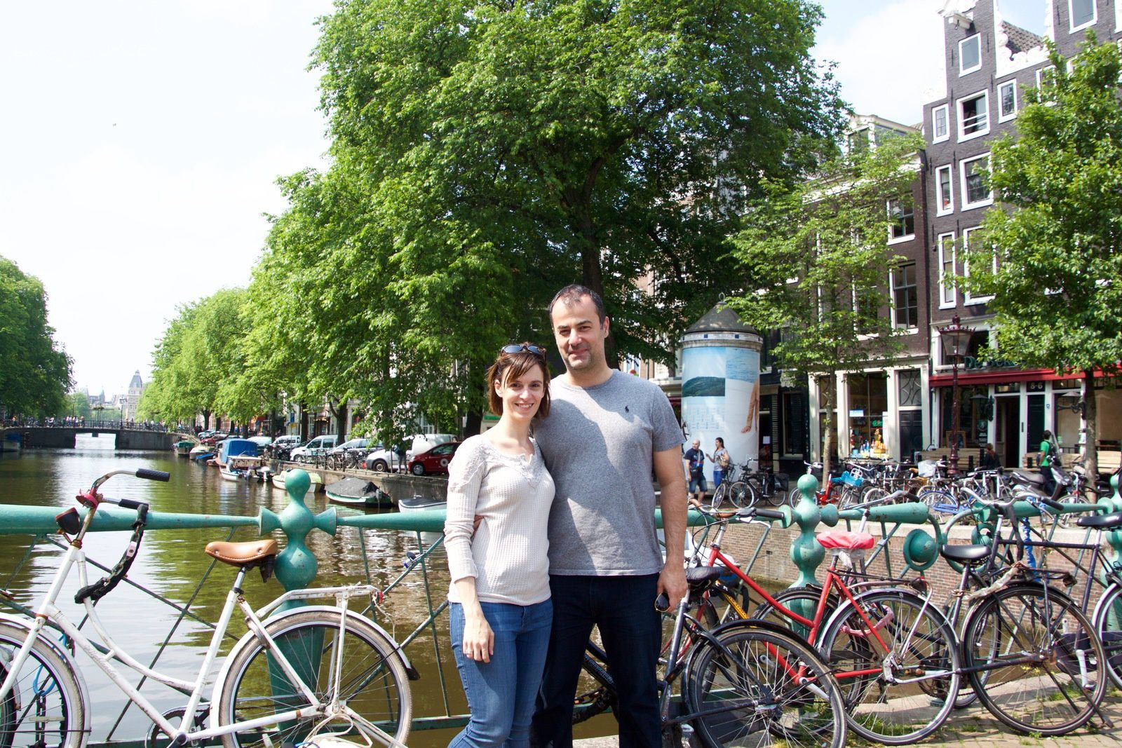 Back in Amsterdam.... 17 ans après: Voyage #26