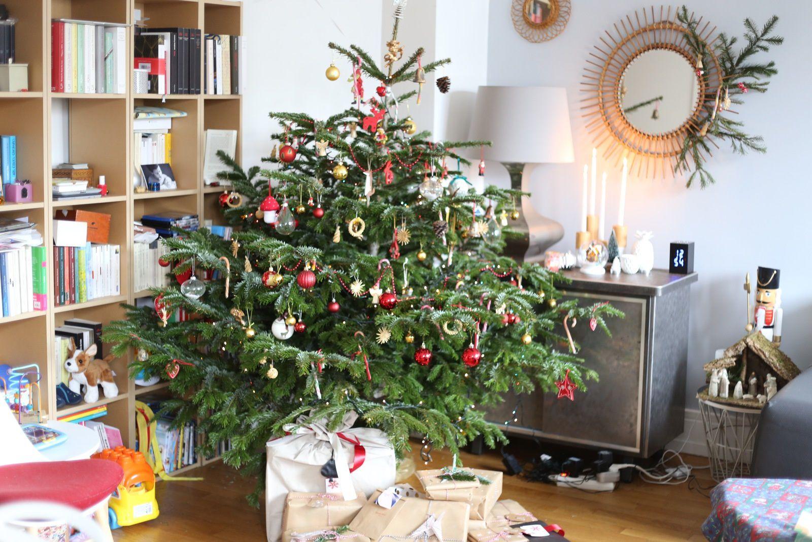 Noël at home...