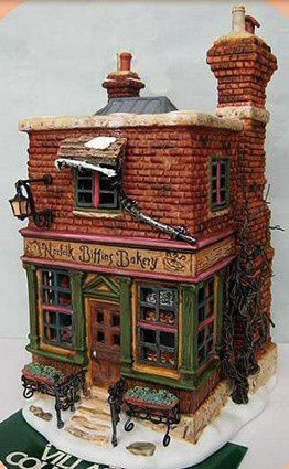 Norfolk Biffins Bakery    58491    2002-2004         * A Christmas Carol Series