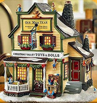 Christmas Valley Toys & Dolls    56677    2005-2006