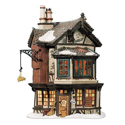 Ebenezer Scroodge's House    58490    2001-    * A Christmas Carol Series