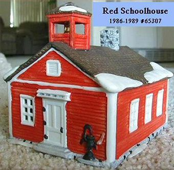 Red Schoolhouse    65307    1986-1989