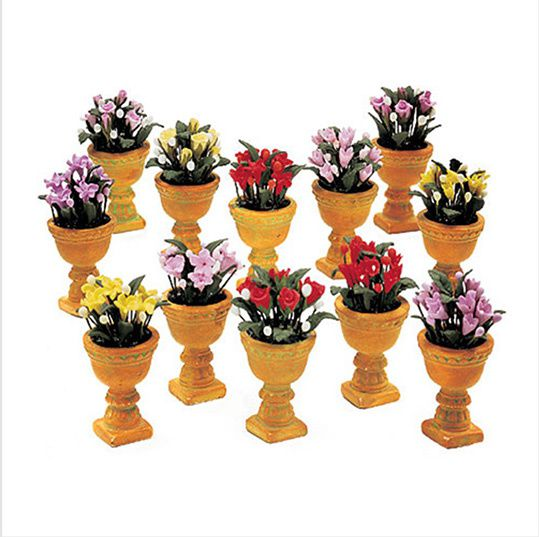Potted Flowers (only the red color)    53331    1998-2001