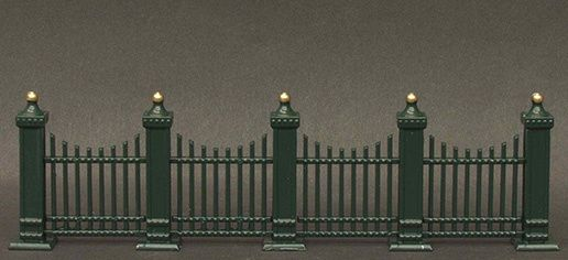 Wrought Iron Fence Extensions    55158    1991-1998