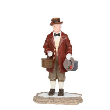 601551 Man with new hat